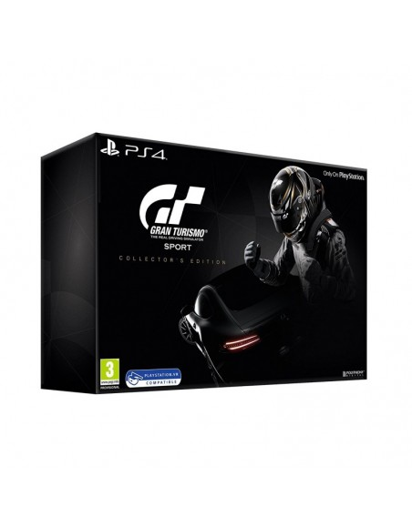 Grand Turismo Sport Edition Collector