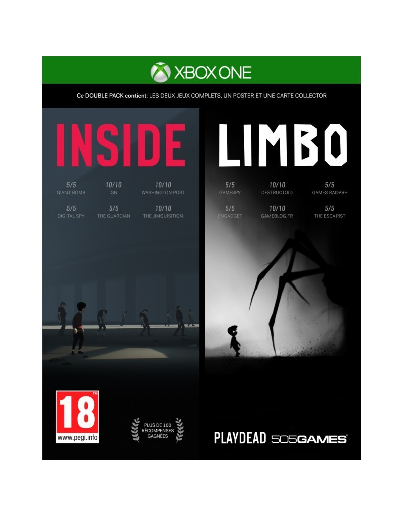 Inside Limbo Double Pack